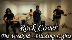Blinding Lights - Rock Cover