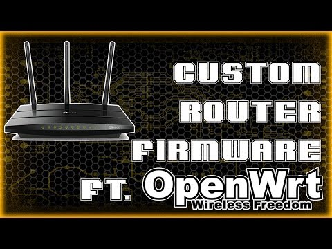 Install & Setup OpenWRT on TP-Link router | Revert Back to Stock