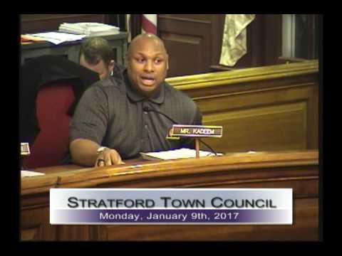Stratford Town Council Part 1 01/09/2017
