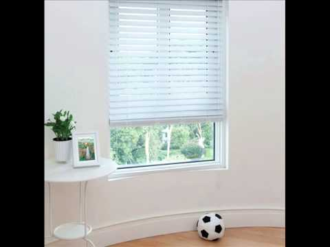 2 Quot Faux Wood Blinds With Premium Upgraded Crown Valance