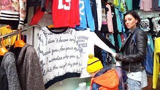 Шопінг на КАВКАЗІ! Найбільший ринок на півдні. Знаменитий торговий центр ЛІРА в П'ятигорську!