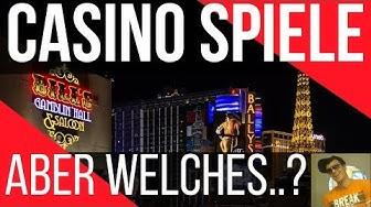 Casino Spiele –mit Roulette, Slot, Blackjack und Texas Holdem Poker im online Casino Geld verdienen?