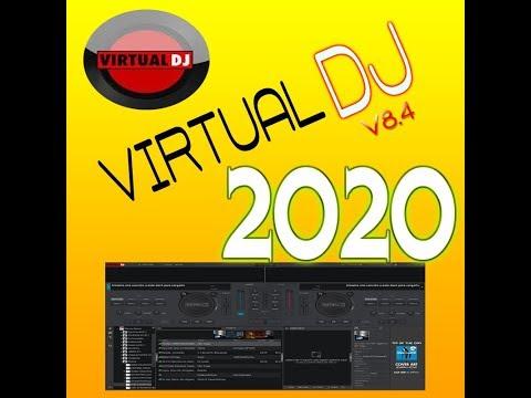 DESCARGA VIRTUAL DJ 2020 GRATIS