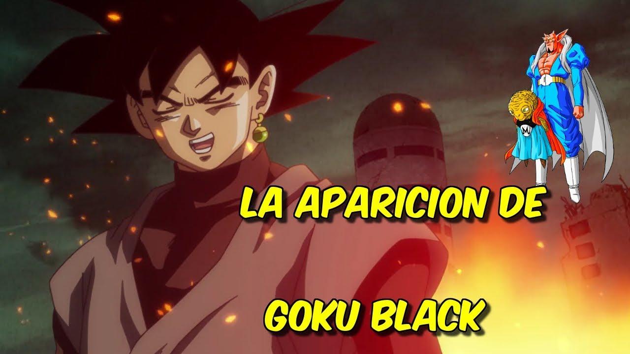 Nueva Pelicula De Dragon Ball Z 2018 La Aparicion De Goku Black