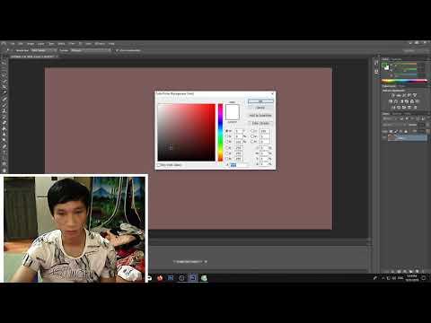 Hướng Dẫn Cách Vẽ Cây Cỏ Trong Photoshop - Học Thiết Kế Ảnh