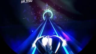 플레이스테이션4 vr Thumper 플레이영상