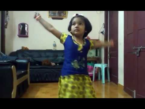 Yazhini dance- thithimi tamil song