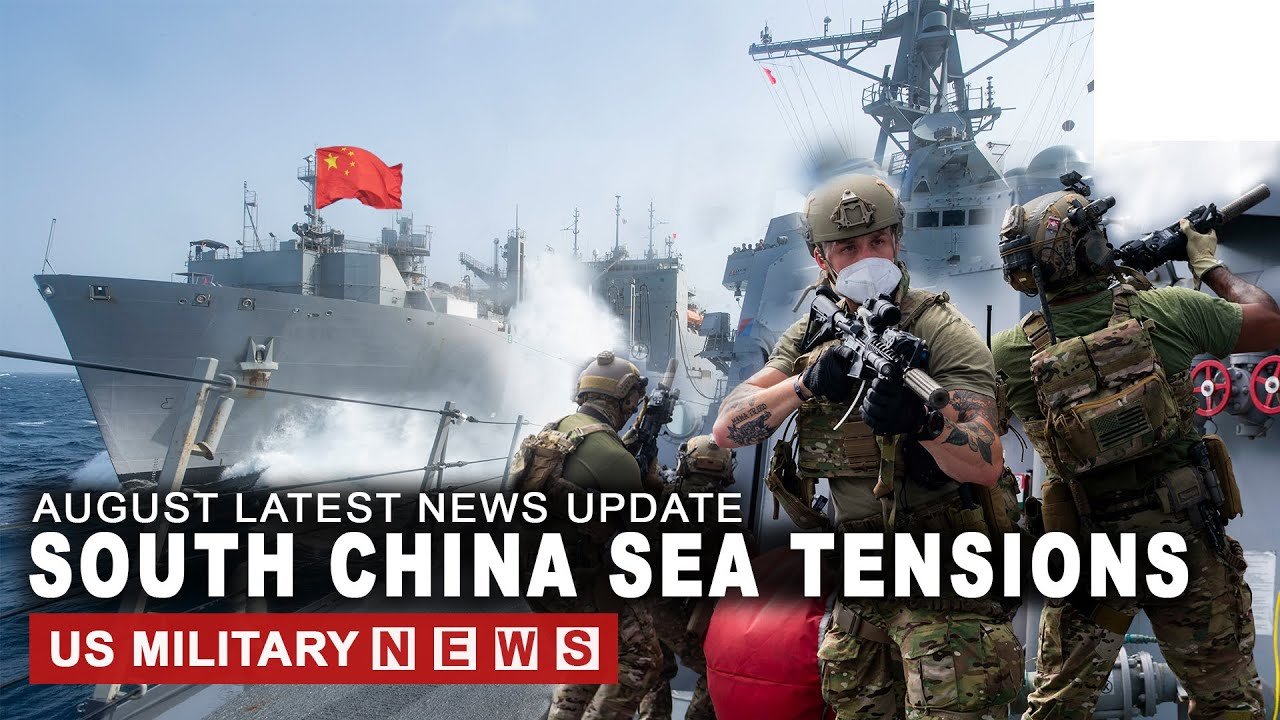 South China Sea Latest News Update This Week