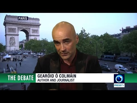 Gearóid Ó Colmáin on the impact of the Champs-Élysées attack on the French presidential election