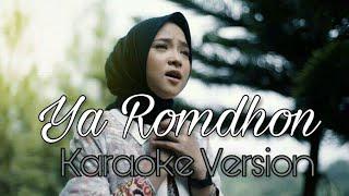 Sabyan - Ya Romdhon Karaoke tanpa vocal