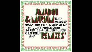 Amadou & Mariam - Sabali (Vitalic Remix)