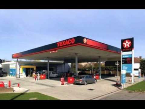 Two pump Texaco by Diamond Rio
