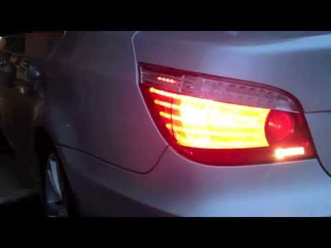 BMW Coding E60 535i LCI Sedan (Brake Force Display, Double Hazard Flashers & more)
