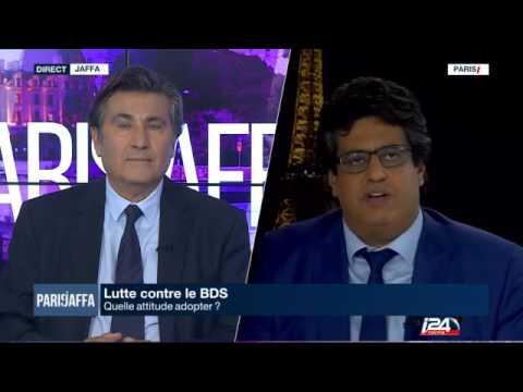 28032016 Meyer Habib est l'invité de Paul Amar sur i24 News dans l'émission Paris/Jaffa