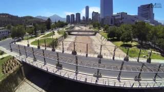 Santiago de Chile - Providencia, Las Condes 2015