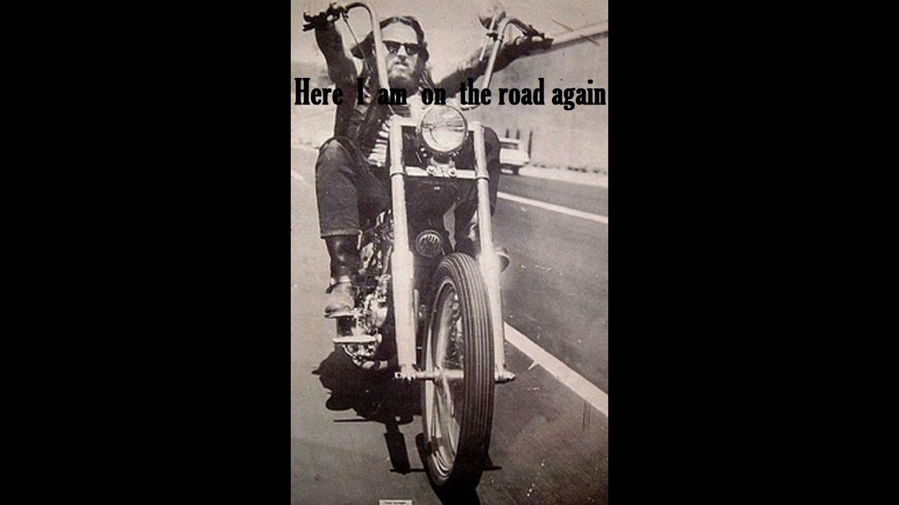 Lyric on the road again lyrics : Here I am on the road again - YouTube
