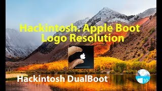 HOW TO FIX Hackintosh Boot Resolution  Apple Stretched Logo