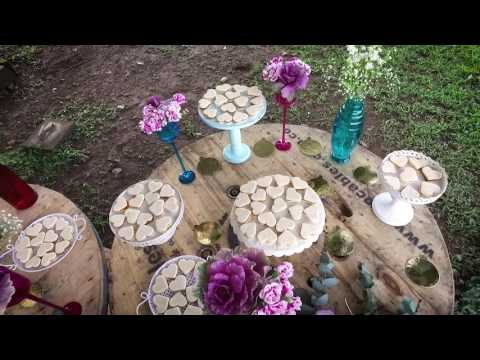 Ana C Wedding Planner video uno HD