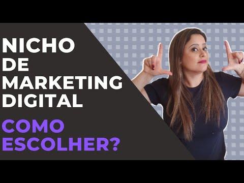 O que é nicho de marketing digital e como escolher o seu