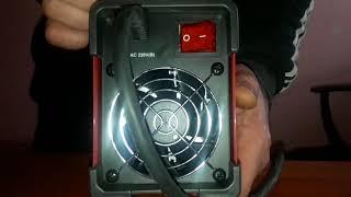 Сварочный инвертор  Edon 250 mini
