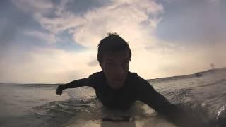 Virginia Beach Summer Surf Fun Gopro Footage