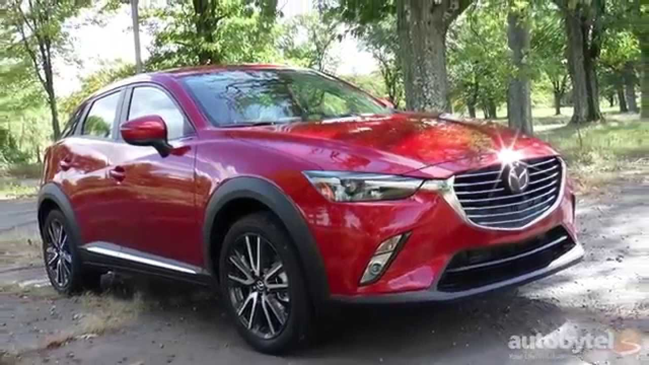 2016 mazda cx 3 awd grand touring test drive video review subcompact crossover youtube. Black Bedroom Furniture Sets. Home Design Ideas