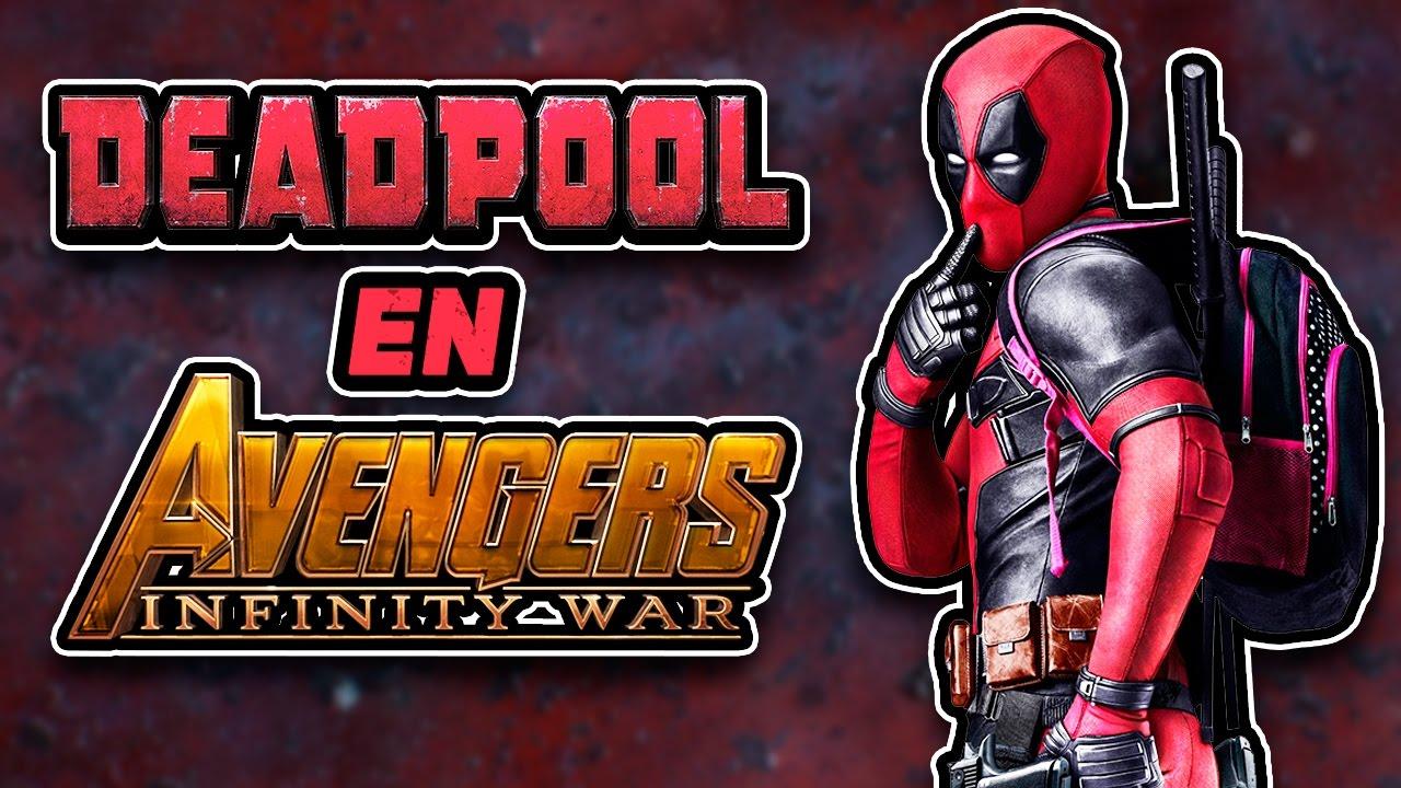 Nuevo traje de Spidermam en civil war, Personajes en ...  Infinity War Dead Pool