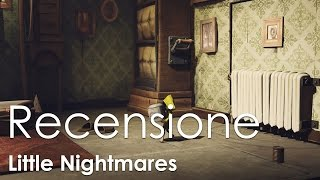little nightmares no commentary