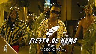Fiesta De Humo - Xantos, Aaron Bodden, Rey King Feat. Darneltlan / Official Video