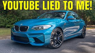homepage tile video photo for The BMW M2 is THE BEST M Car...or is it?