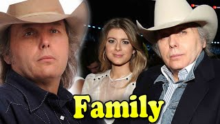 Dwight Yoakam Family With Father,Mother and Wife Emily Joyce 2020