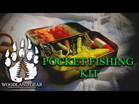 Kit Dump: Pocket Sized Fishing KIt