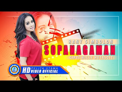 Rany Simbolon - SOPANAGAMAN ( Official Music Video) [HD]