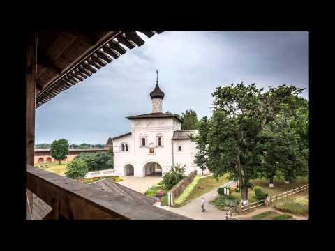 Suzdal - Russia. HD Travel.