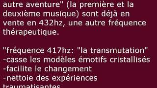 Six musiques de S.O. en 417 hz (fréquence thérapeutique)