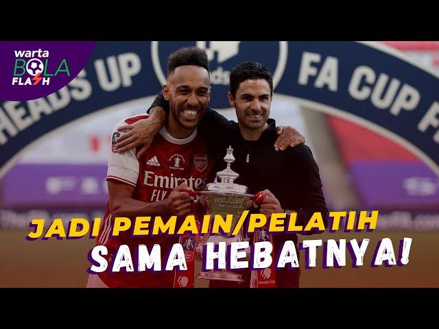 Mikel Arteta Membawa Arsenal Juara FA CUP 2 Kali 🔥 PSG Sapu Bersih Gelar Domestik Perancis 😱