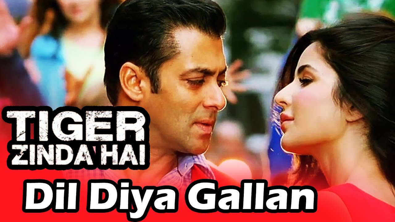 Tiger Zinda Hai Movie Song