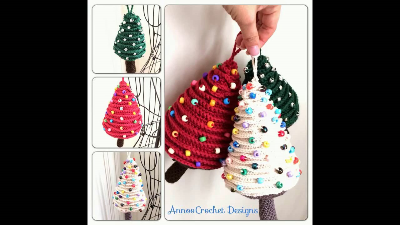 Ositos de Navidad | Muñecos de ganchillo, Amigurumi navideño ... | 720x1280