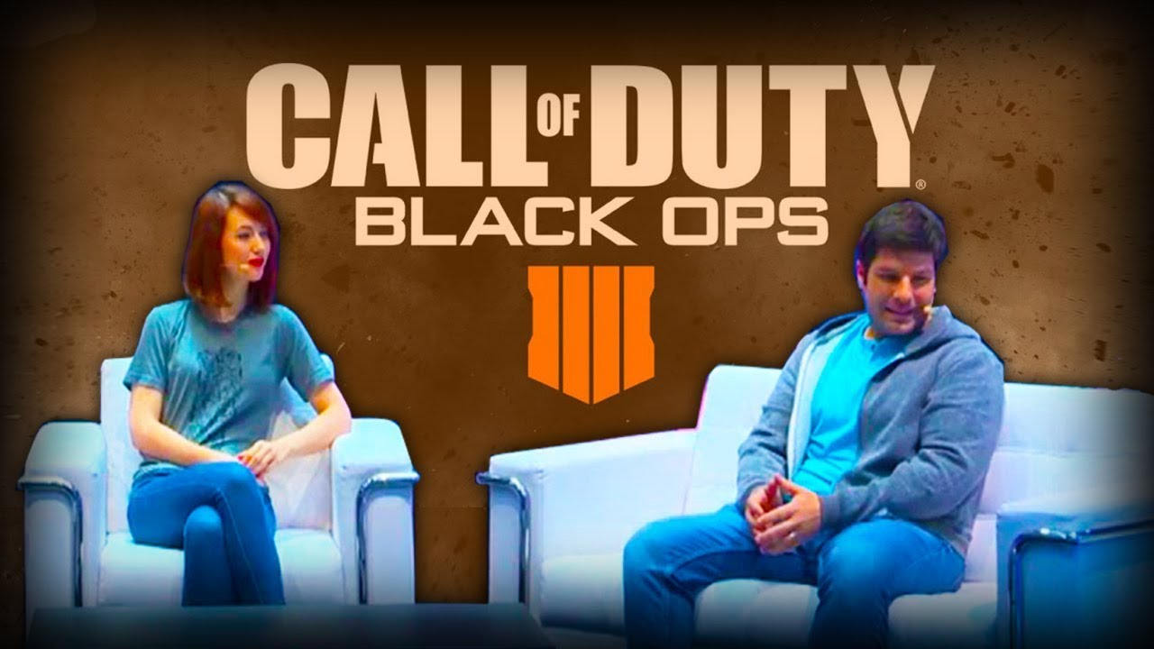 Treyarch LIVE! (E3 DAY 2) Black Ops 4 GREAT INFO!