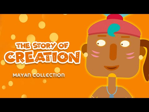 The Story of Creation - Mayan Collection | Myths & Legends | EP01 | 4K