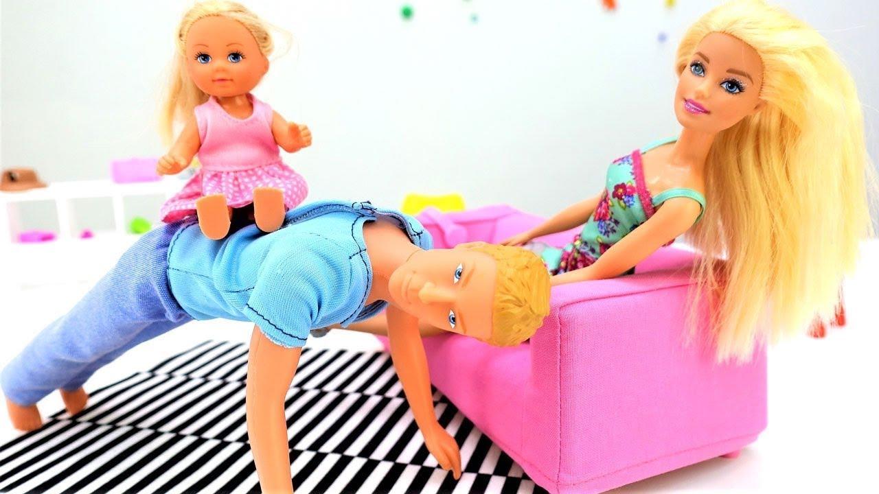 figlia di barbie