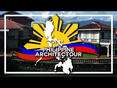 Philippine Architectour