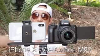 galaxy note 9 vs canon m50