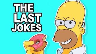 YO MAMA - Last Jokes! The Simpsons