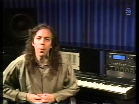 Kurzweil K2500 Series Training Video (Part 1) - ft Jordan Rudess