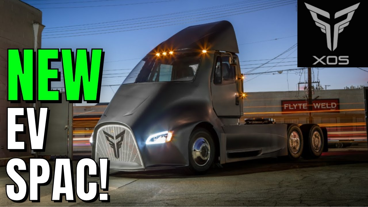 Download NEW EV SPAC & TESLA COMPETITOR! SPAC NextGen Acquisition NGAC Taking EV Maker Xos Trucks Public?!
