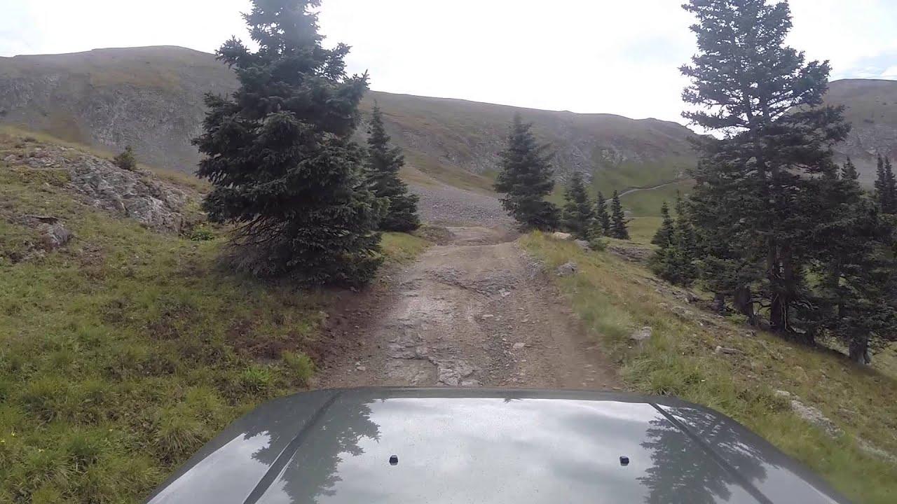Land Rover Colorado Springs Hancock & Tomichi Passes