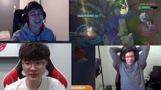 Faker BARON STEAL | Shiphtur's INSANE MATH SKILL | LL Stylish's OPINION ABOUT POKI | LoL Streamers