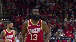 Houston Rockets vs Indiana Pacers | November 15 2019