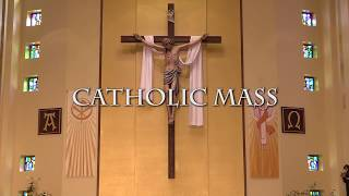 Catholic Mass for May 13th, 2018: The Ascension of the Lord